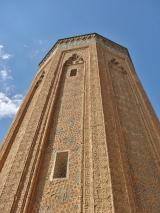 Momine Khatun Mausoleum Closeup