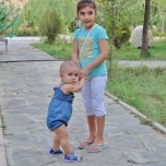 More Kids in Naxcivan