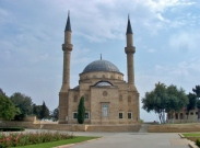 Mosque in Nagorny Park