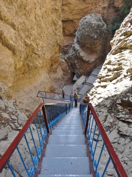 Near Asabu Kahf Caves