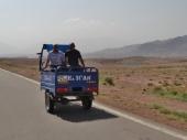 On the Road in Naxcivan