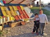 Roadside Fruit Stand