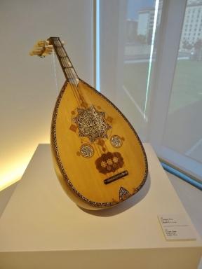 Traditional Azerbaijani Musical Instrument