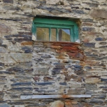 Bricked Up Window