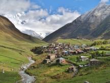 Chvibiani and Zhibiani Villages