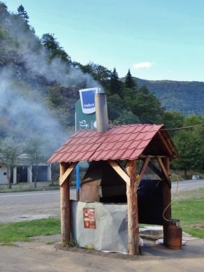 Grill Hut Near Borjomi