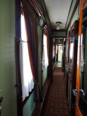Inside Stalin's Personal Railway Carriage
