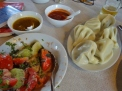 Lunch (near Vardzia)