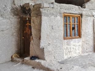 Monk's Residence