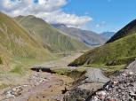 Near Jvari Pass