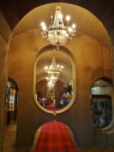 Stalin Museum Exhibit Hall