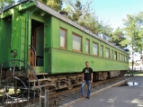 Stalin's Personal Railway Carriage