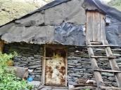Summer Hut with Hide Door