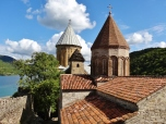The Two Churches at Ananuri