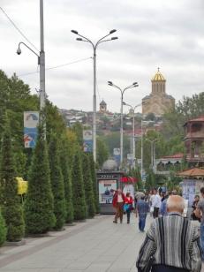 Tsminda Sameba (Holy Trinity Cathedral)