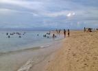 White Beach Facing North