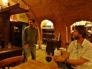 Zura at Vino Underground