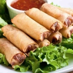Deep Fried Lumpia