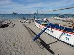 Capones Island off Pundaquit Beach