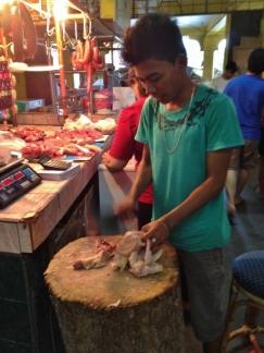 Puerto Galera Butcher