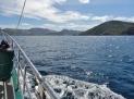 Approaching Busuanga Island