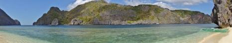 Idyllic Matinloc Panorama