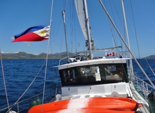 MOKEN Under Sail