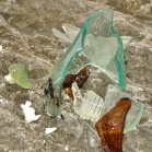 Not Sea Glass