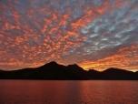 Sunset at Minangas Bay