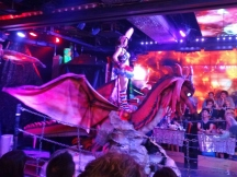 Live Anime at Robot Restaurant