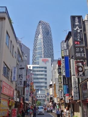 Shinjuku Skyscraper