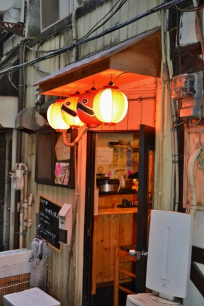 Welcoming Little Spot in Golden Gai