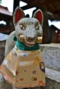 Another Fox Statue