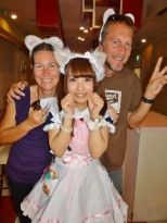 At the Maid Cafe