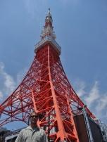 At Tokyo Tower