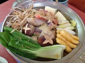 Chankonabe (Sumo Stew)