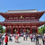 Hozomon (Treasure House Gate)