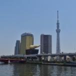 Sumida River & Tokyo Skytree