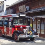 Tourist Bus in Kawagoe