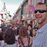 Wading into the Throng at Takeshita Dori