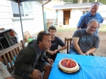Chris' Almost Surprise Party 4