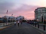 Sunset in Sidney