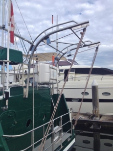 The Reconfigured Davits