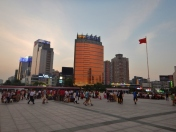 Big Square at Gongbei Port