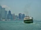 Crossing Victoria Harbour