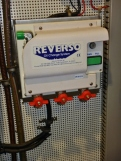 Reverso Oil Pump Mounted