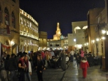 Wandering through Souq Waqif