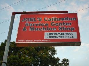Joel's Welding