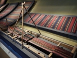 Old Fashioned Kilim Loom