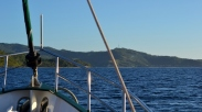 Approaching Port Romblon